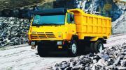 SINOTRUK Steyr 4*2 Dump Truck