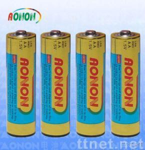 AA Alkaline Battery LR6