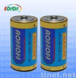 LR14 Alkaline Battery AM-2 Size C
