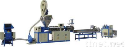 grind auto feeding granulator