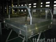 Aluminum Extruded Truck Body