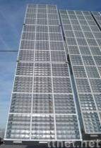 太陽エネルギーのためのフレネルレンズ