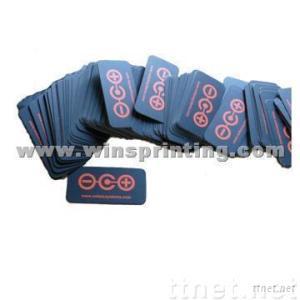 Printed Card, Color Card, Hang Tag