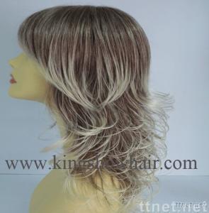 Mono top wigs