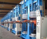 Two Molds Hydraulic Type B-O-M Press