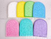 Bath Glove loofah pulp cotton glove