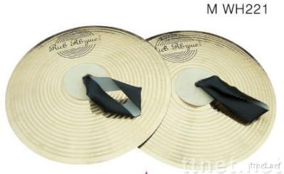 Marching cymbal (Orchestral Cymbal)