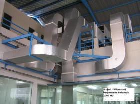 TD Pre-Insulated Aluminium Duct