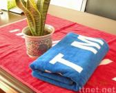 embroidery beach towel