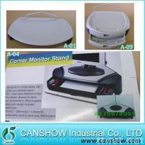 スクリーンの立場/LCDスクリーンのホールダー/PCペリフェラル/プラスチック注入プロダクト/OEM/ODM