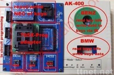 AK 400 key programmer