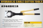 De snijder van de de draadlijn van de kabel