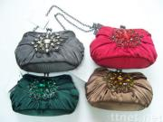 beaded clutch bags for 2010 winter collections