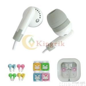 color earphone