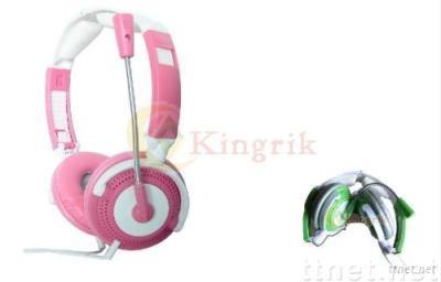 Foldable headphone