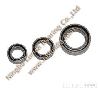 Deep groove ball bearings of MR115