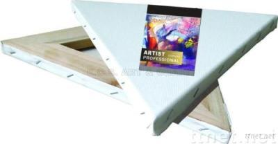 Triangular Stretched Canvas NS or SS, Artist Canvas, Stretched Canvas