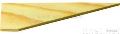 ECS13136, Stretcher Wedge, Pine Wood Stretcher Wedge, Pine Stretcher Wedge, Wooden Stretcher Wedge, Wooden Wedge