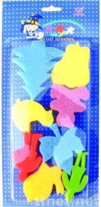 ECS11252, Sponge Brush, Brush, Sponge Brush Set, Aritist Sponge Brush