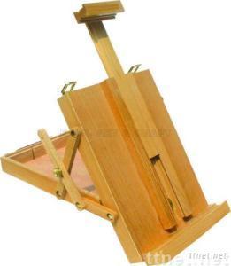 ECS16185, Easel, Wooden Easel, Table Easel, Artist Easel, Children Easel
