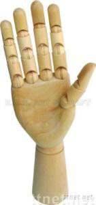 ECS18171, ECS18172, ECS18173, ECS18174, Hand Manikin, Wooden Manikin, Chinese Hemu Manikin