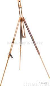 ECS16149, Easel, Wooden Sketch Easel, Sketch Easel, Artist Easel, Wooden Easel