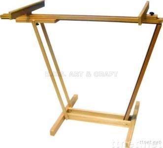 ECS16157, Easel, Wooden Easel, Studio Easel, Artist Easel, Wooden Studio Easel
