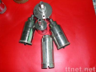 eletroplated diamond drill bits