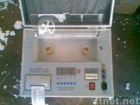 60/80/100KV oil tester is special for testing the insulating oil dielectric strength