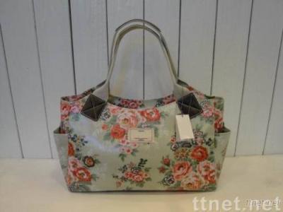 Fabric Lady Handbag