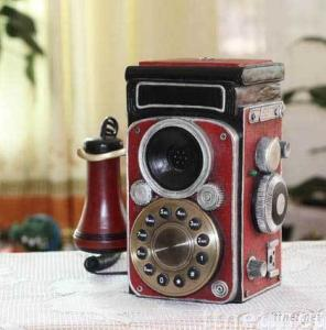 Camera shaped phone,unuausal products,novelty products,christmas gifts,distinctive products,wonderful gifts,novelties