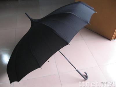 Tower-shape Stick Umbrella