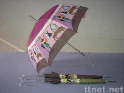 Dresser Printed Umbrella
