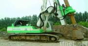 Het opstapelen van installatie DFU150A