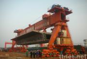 DLT900 type Op rails gemonteerde brug