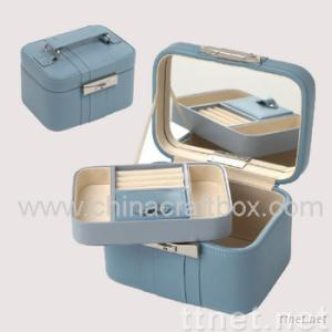 ... cosmetic case makeup box with mirror ...