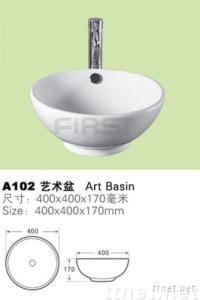 artistic basin