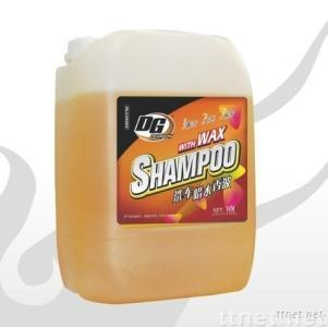 Shampoo with Wax