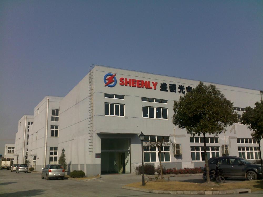 Sheenly Lighting Co., Ltd.