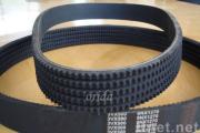 Banded Cogged V-belt