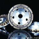Double-row Diamond Grinding Cup Wheel