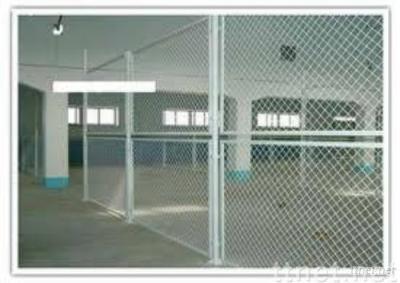 Workshop Fence