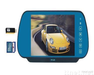 car rear view mirror monitors