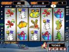 HAPPY CHRISTMAS slot machine casino game coin game gambling machine