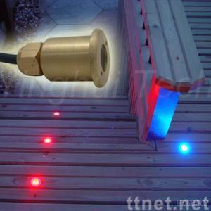 led high power inground light