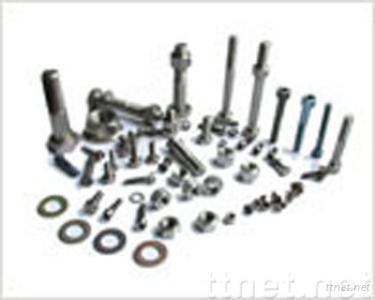 Titanium Alloy Screw / Nut / Titanium Pressing Firmware