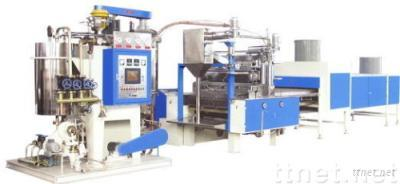 Vacuum Film Sugar Cooking Continuous Pour Shaping Auto-producing Plant