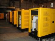 Automatic & Soundproof Generator Set