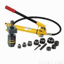hydraulische van de handhulpmiddelen van gaten graaf hydraulische hulpmiddelen de hand plooiende hulpmiddelen
