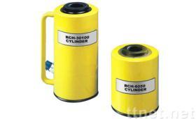 Holle hydraulische de cilinder hydraulische hefboom van de duikerscilinder